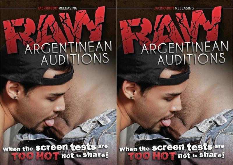 JackrabbitReleasing – Raw Argentinean Auditions