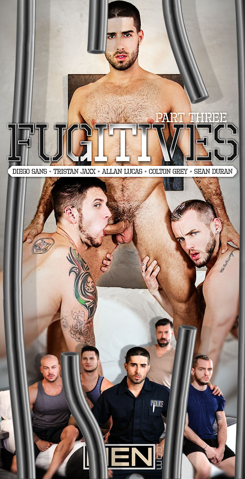 MEN – Fugitives Part 3