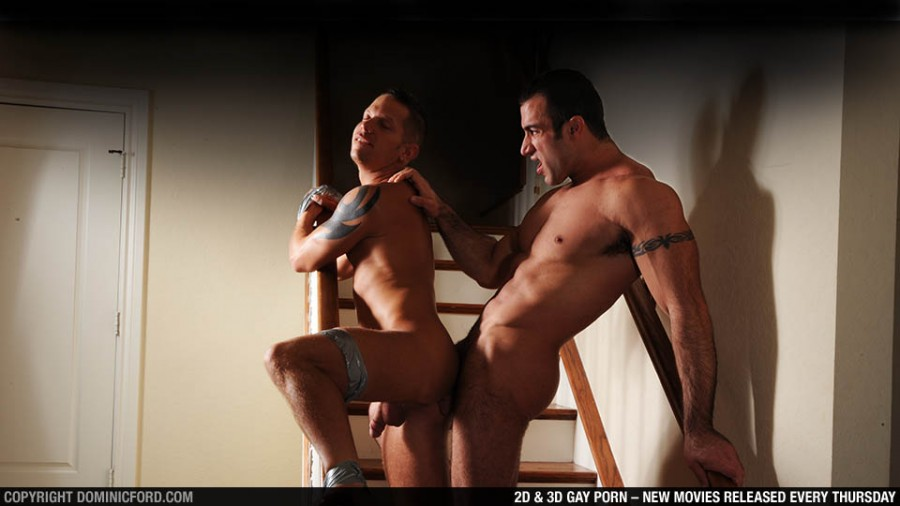 DominicFord – Spencer Reed Abuses Shane Frost