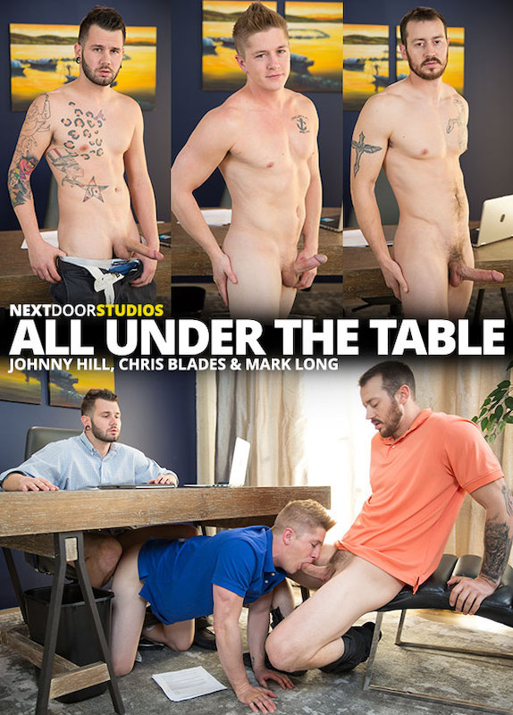 NextDoorRaw – All Under the Table (Bareback)