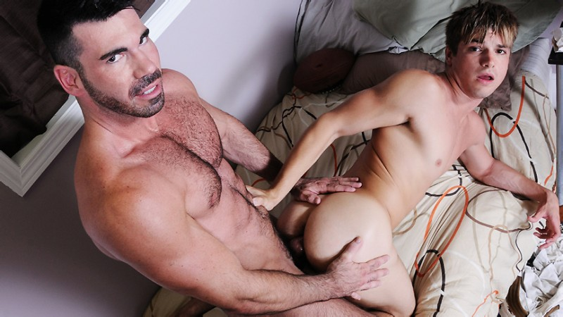 MEN – Billy Santoro & Johnny Rapid