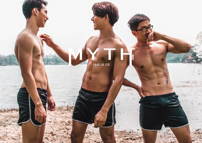 MYTH 5.0 VDO BEHIND THE SCENES