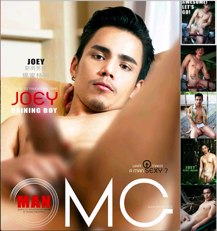 MAN OMG 07 – JOEY RAINING BOY