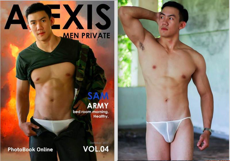 Alexis 04 | Sam Army