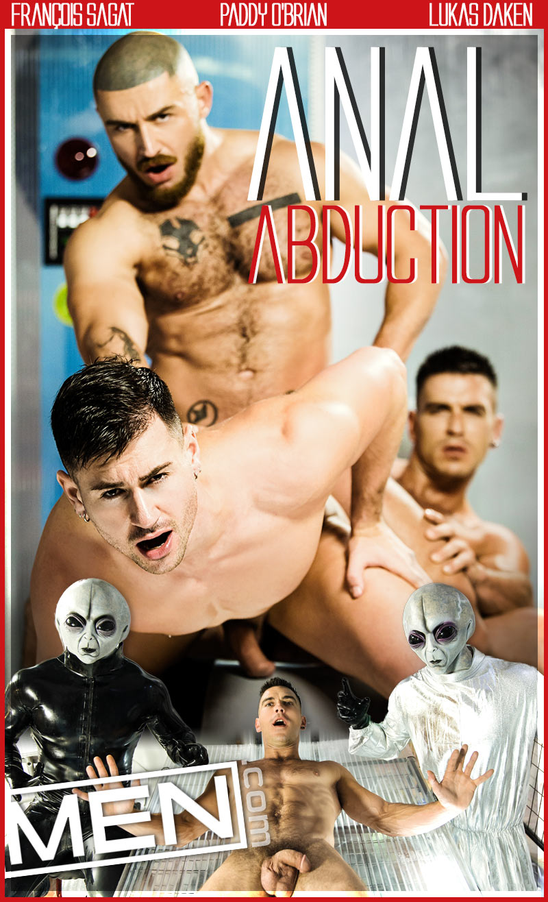 MEN – Anal Abduction