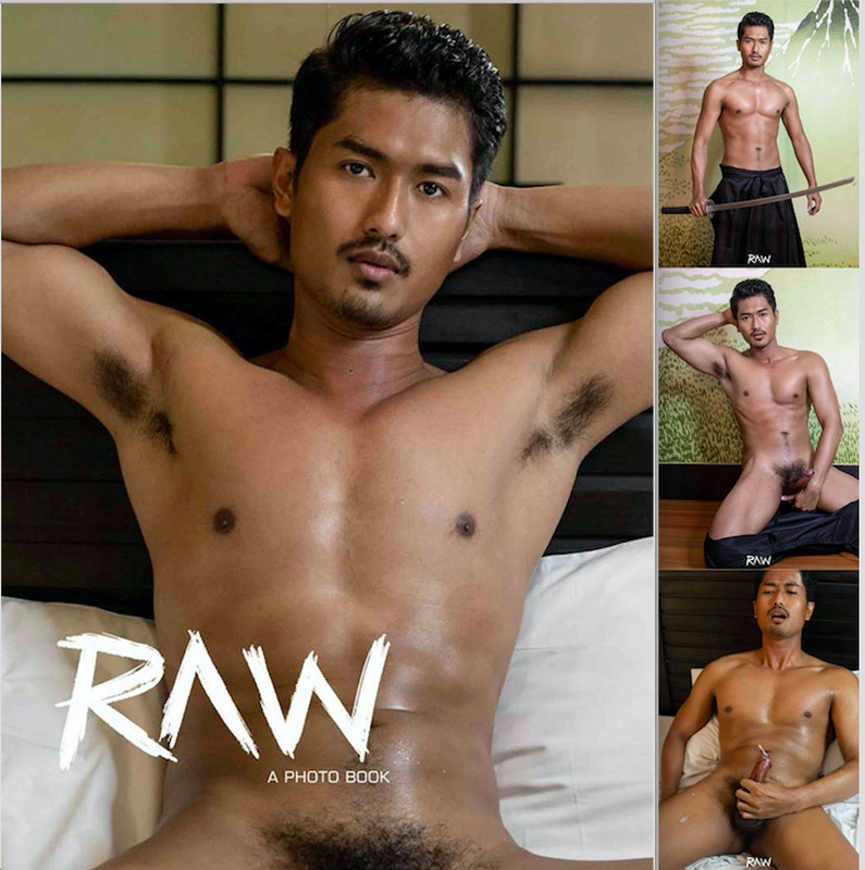 RAW Photo Book 3 Taiwan Exclusive