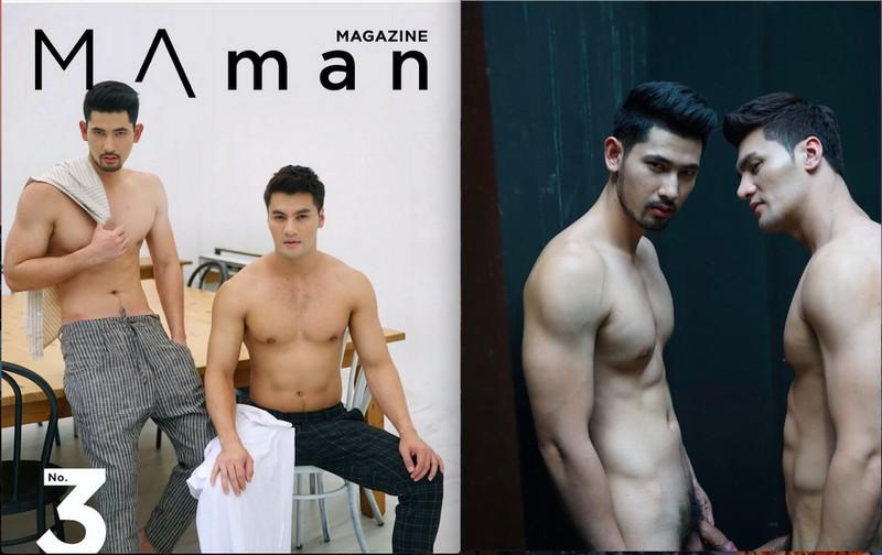 MA man 03 –  Rome & Ohm 131 Pics & BtS
