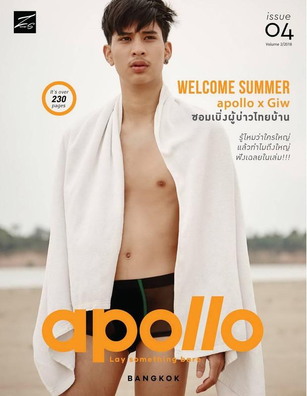 Apollo 04 | Giw Chanayut