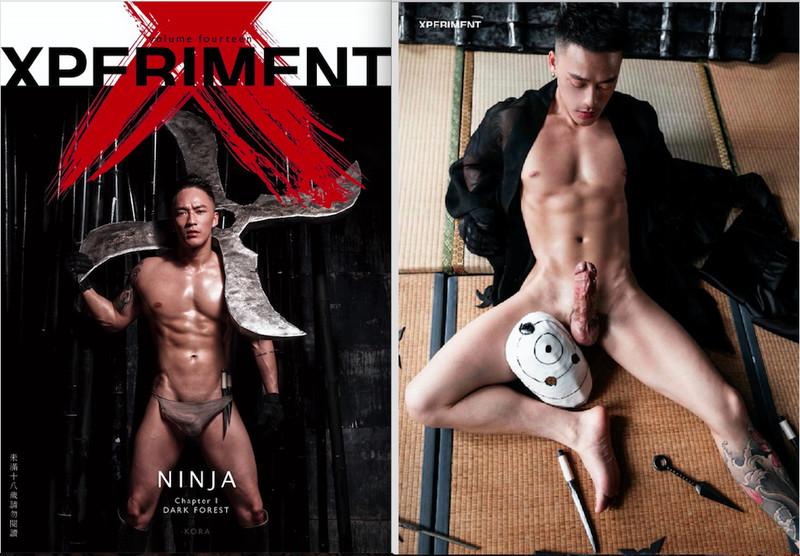 XPERIMENT 14  NinJa Chapter 1