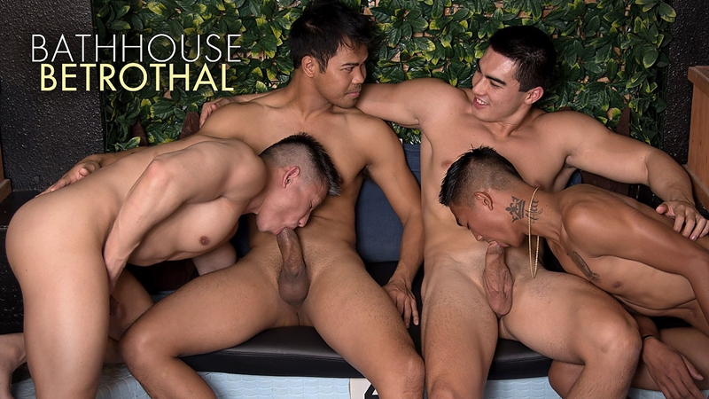 Sexy Rich Gaysians 5 – Bathhouse Betrothal