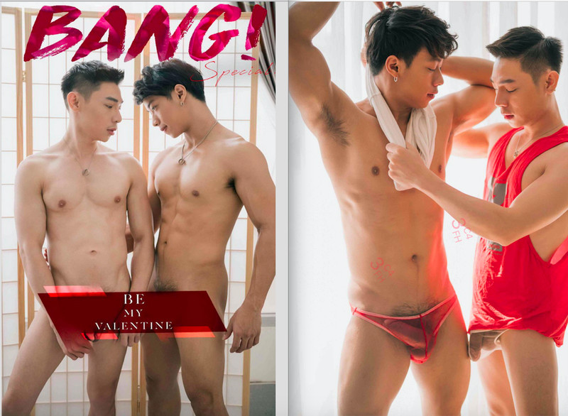 BANG! Special 8 | Be My Valentine [ 222 Pics & BtS ]