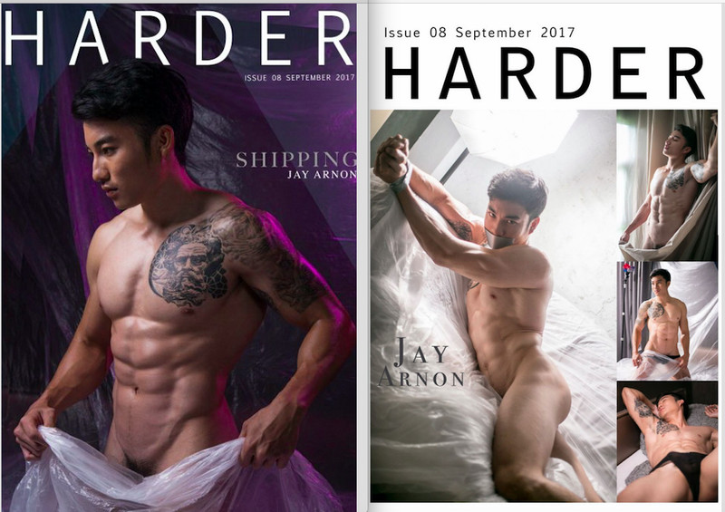 Harder 08 | Jay Arnon