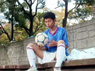 Men's Rush.TV – AD-083 – サワヤカサッカー少年野外でムラムラ