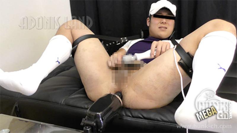 HUNK CHANNEL – ADL-0179 – ラグビー体系ガチムチ球児コスプレ君!ドスケベケツマンコをズッボズボッ!