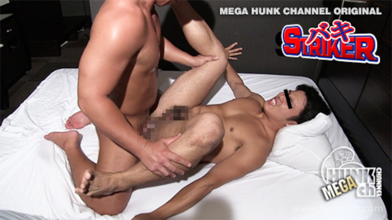 HUNK CHANNEL – BKS-0001 – 性欲大魔神バキのノンケ体育会系ハメ撮りREAL FUCK!!!ボートで鍛えた筋肉が自慢の浩大(こうだい)くん21歳!!ノンケの秘穴がバキに貫かれる!!!