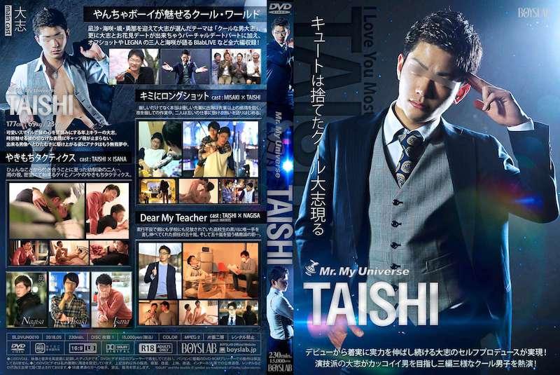 BOYSLAB – Mr. My Universe TAISHI