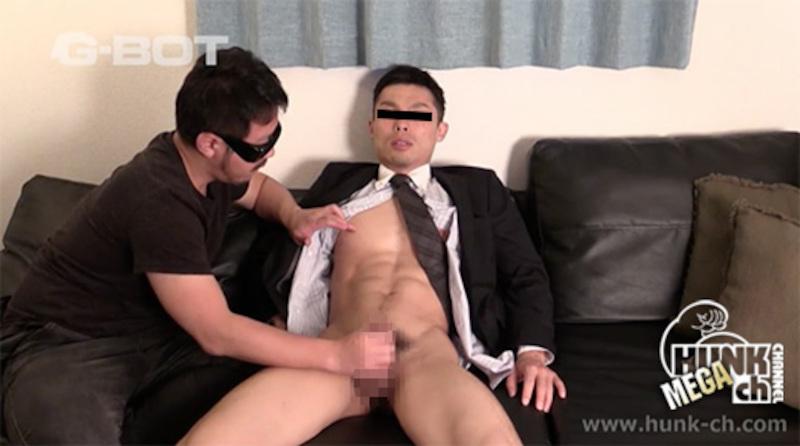 HUNK CHANNEL – BOT-0186 – 男盛り真っ只中のエロ雄営業マンの痴態を暴き出せ!