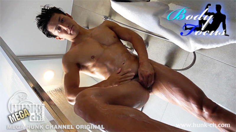HUNK CHANNEL – FORCE-0002 – Body Focus MODEL No.2 宇野颯斗 178×72×20歳