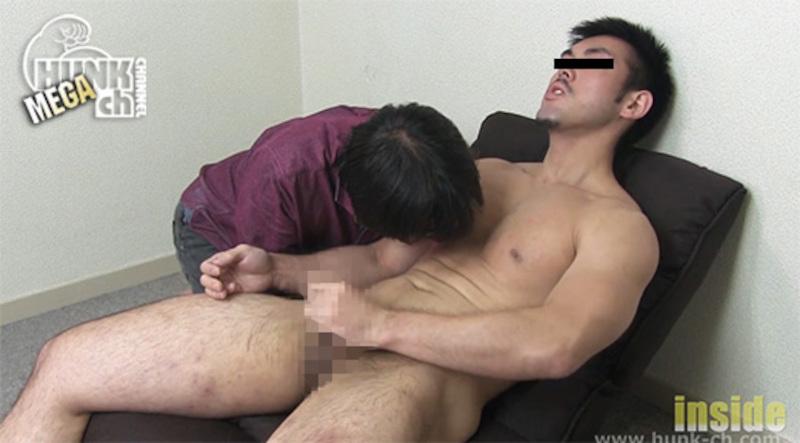 HUNK CHANNEL – INS-0401 – ワイルド髭青年へゴーグルマンから容赦ない性感責め