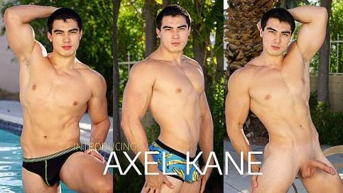 Introducing Axel Kane
