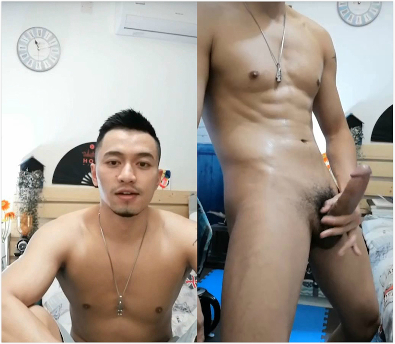 Chinese maleshow – Live Broadcast – Hot Daddy 1