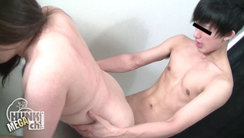 HUNK CHANNEL – MB-00372 – スポーツマン好き必見!体操で鍛えた純白の美裸身が魅力の美形爽やかボーイがみせる必見エロエロ男女SEX!!