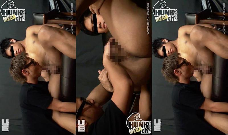 HUNK CHANNEL – MENP-0788 – 魁!男フェラ5 野郎系肉棒限界射精、ダンサーのマイクが鍛え上げられた筋肉をふるわせ発射!