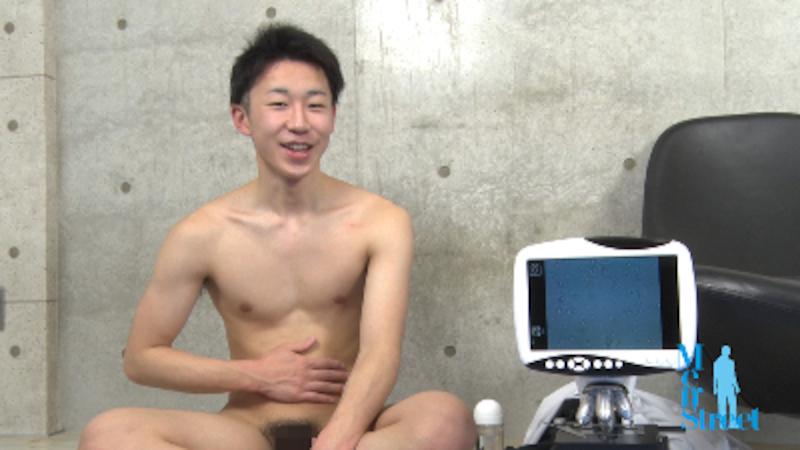 Men's Rush.TV – MS-493 – 20歳(元)童貞男子が電マオナニー!出したて精子を顕微鏡で観察!