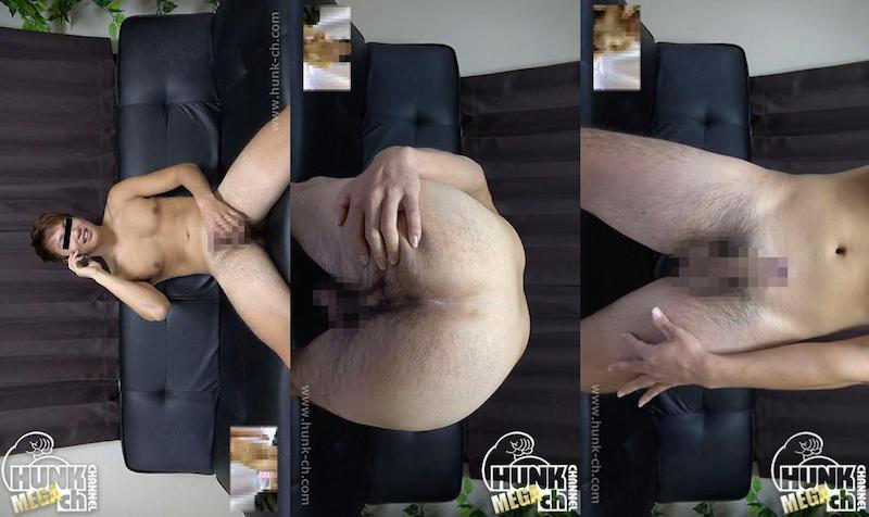 HUNK CHANNEL – NCC0042 – 大好評!!ノンケの素顔丸見えリアルビデオチャット!!爽やか超イケメン!!友喜(ともき)くん20歳、全身程良いエロ筋肉に惚れちゃいます!!!