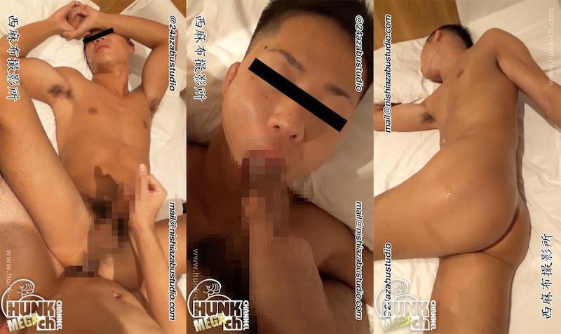 HUNK CHANNEL – NS-226 – 泥酔ノンケをホテルに連れ込み撮影!!寝込みを襲って強制フェラ・ケツ掘り!!