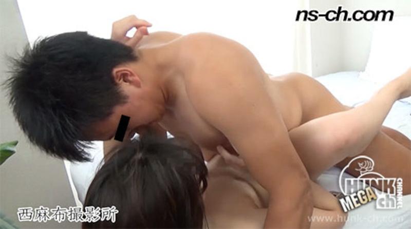 HUNK CHANNEL – NS-409 – 体育会系男子が童貞卒業!!