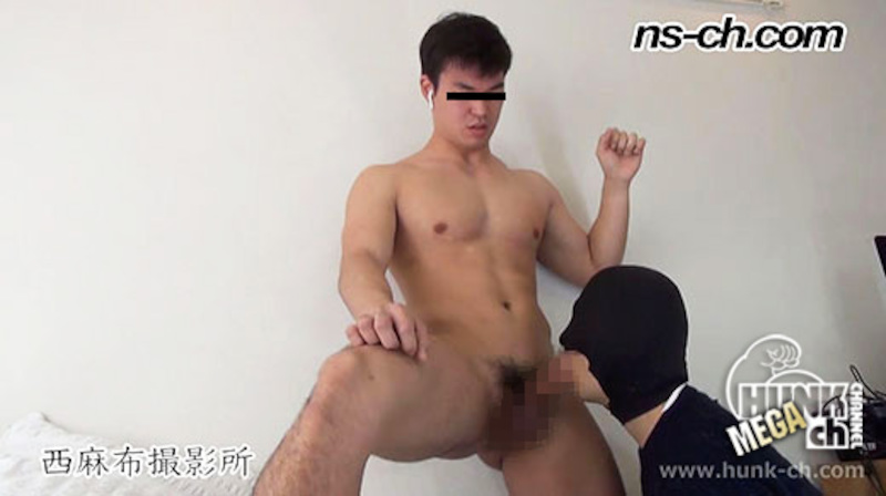 HUNK CHANNEL – NS-518 – S級筋肉男子ガマン汁ダラダラ潮吹きビュッビュッ!!