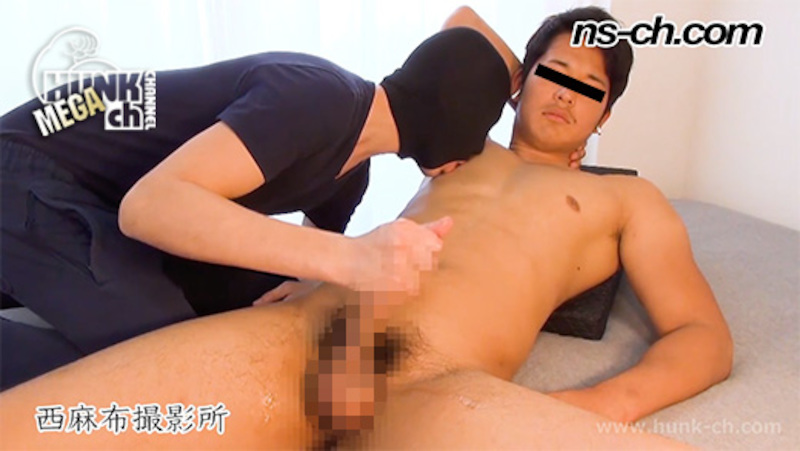 HUNK CHANNEL – NS-522 – 2連射早漏男子喰い!!