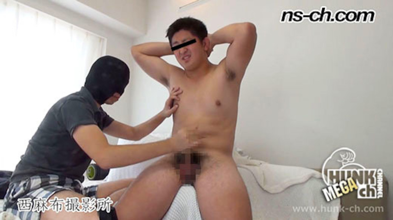 HUNK CHANNEL – NS-526 – 男経験0の体育会男子たち(173cm80kg18歳大学生)