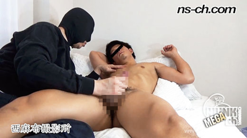 HUNK CHANNEL – NS-542 – 男経験0の体育会男子たち(康介君170cm65kg20歳)