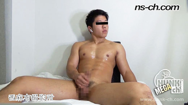 HUNK CHANNEL – NS-571 – 男経験0の体育会男子たち(164cm70kg22歳)