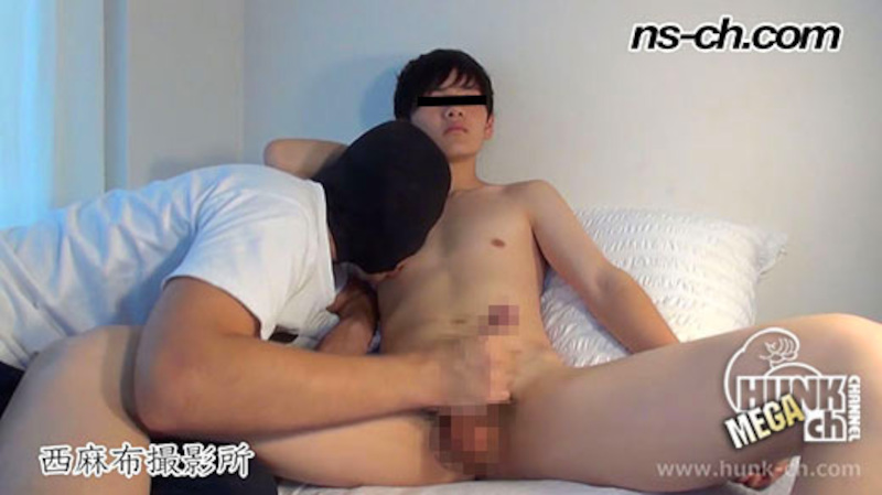 HUNK CHANNEL – NS-573 – 男経験0の体育会男子たち(170cm57kg20歳)