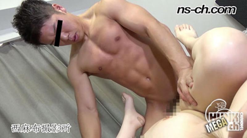 HUNK CHANNEL – NS-608 – ノンケのSEX事情!!絶対エロい濃厚交尾!!(誠君編)