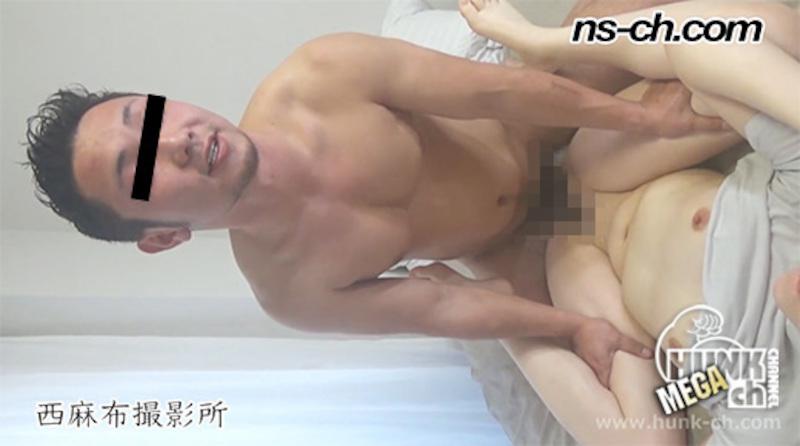 HUNK CHANNEL – NS-660 – 綾人と女絡みスケベ全開で腰振りSEX!!