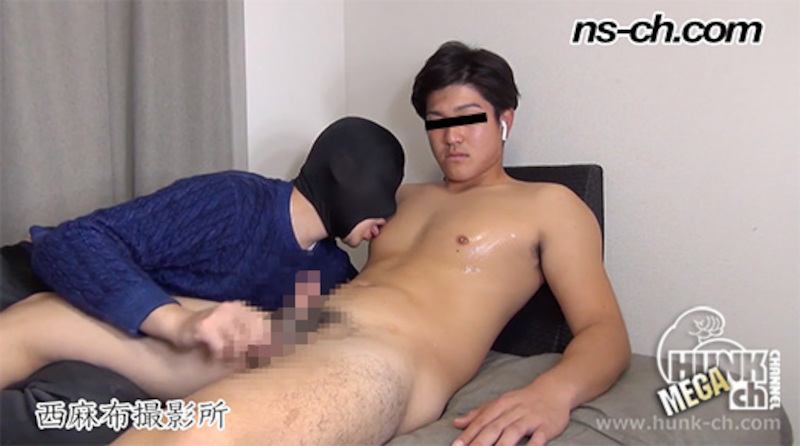 HUNK CHANNEL – NS-702 – 男経験0の体育会男子たち(175cm75kg19歳)