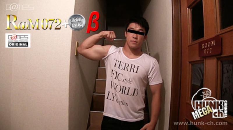 HUNK CHANNEL – GV-OGVR059 – 163cm72kg19歳、ゴリゴリバルクマッチョな現役陸上円盤投げ瑛斗(えいと)くん!!