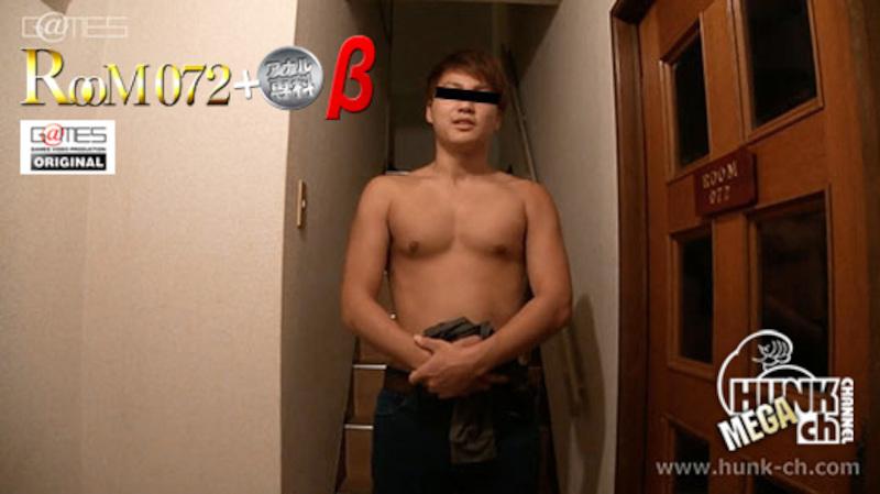 HUNK CHANNEL – GV-OGVR062 – 176cm68kg20歳、サッカーで均整の取れた筋肉で超イケメンな友喜(ともき)くん!!!