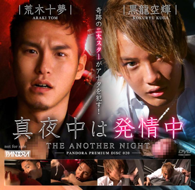 KO – Pandora Premium Disc 020 – 真夜中は発情中