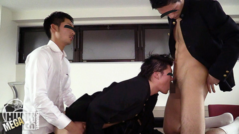 HUNK CHANNEL – TR-HS012 – ハイスクール!男組 part12