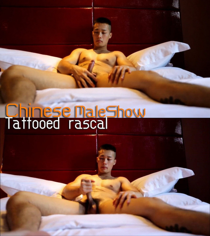 Chinese maleshow – Tattooed Rascal 2