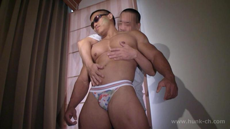 HUNK CHANNEL – WAM-019 – 【WAM:HD高画質】豪腕バルクマッチョ乱れ飛ぶ精液!!
