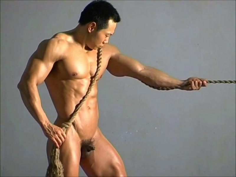 Chinese Maleshow – 鬥獸場 – 王華