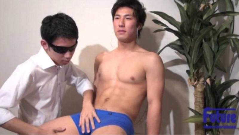 [Future Boy] YC1002188 体育会系筋肉好きは必見!