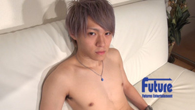 [Future Boy] YC1003251 – スタッフ一押し☆今風可愛い系男子が初登場!!初の男責めに大興奮!?カメラの前で発射を初公開☆