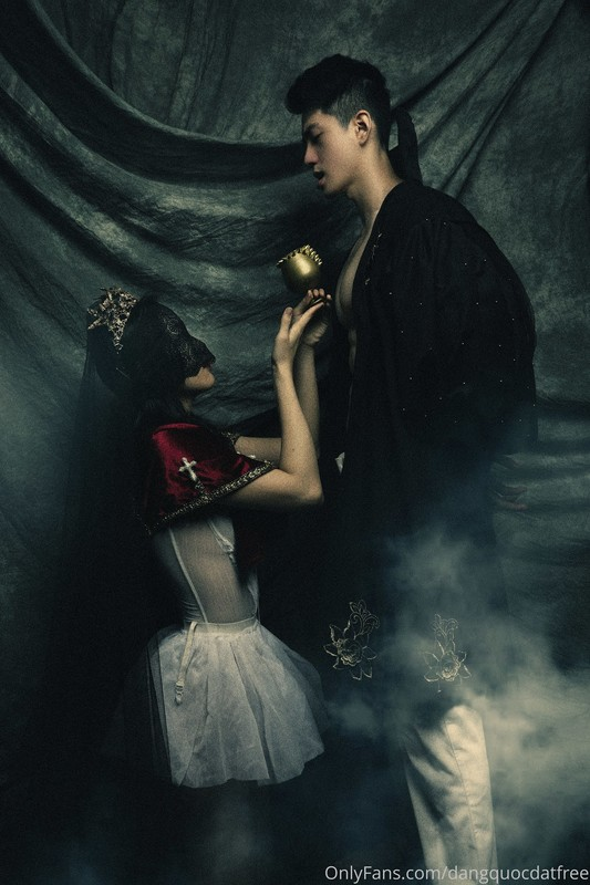 Đặng Quốc Đạt - Vampire and maid